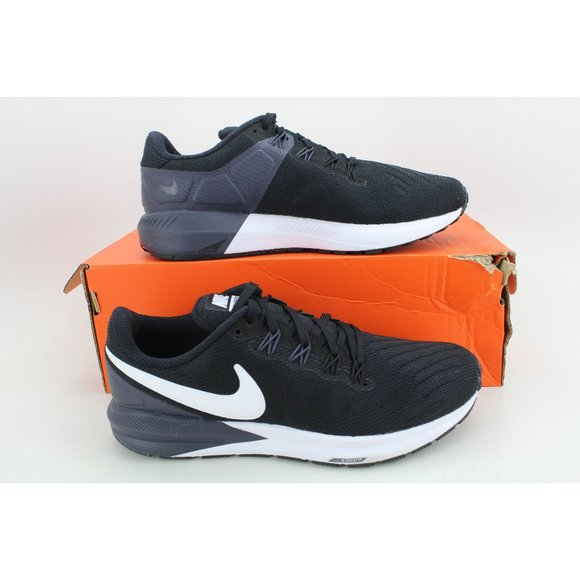 Women's Air Zoom Structure 22 Black AA1641-010